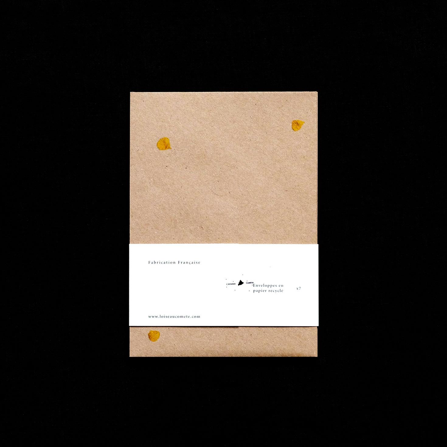 Enveloppes « Contempler »