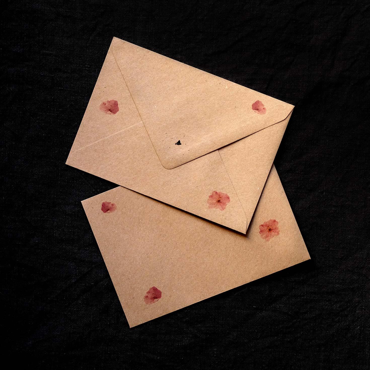 Enveloppes « Pulsations »
