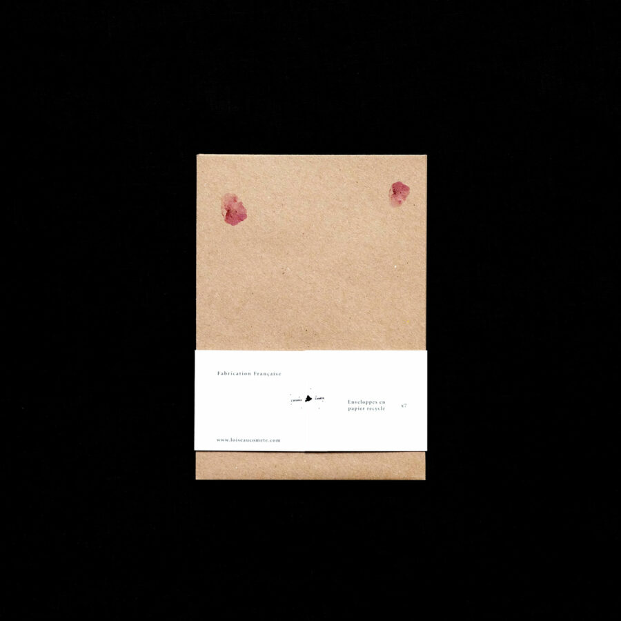 Enveloppes « Pulsations »