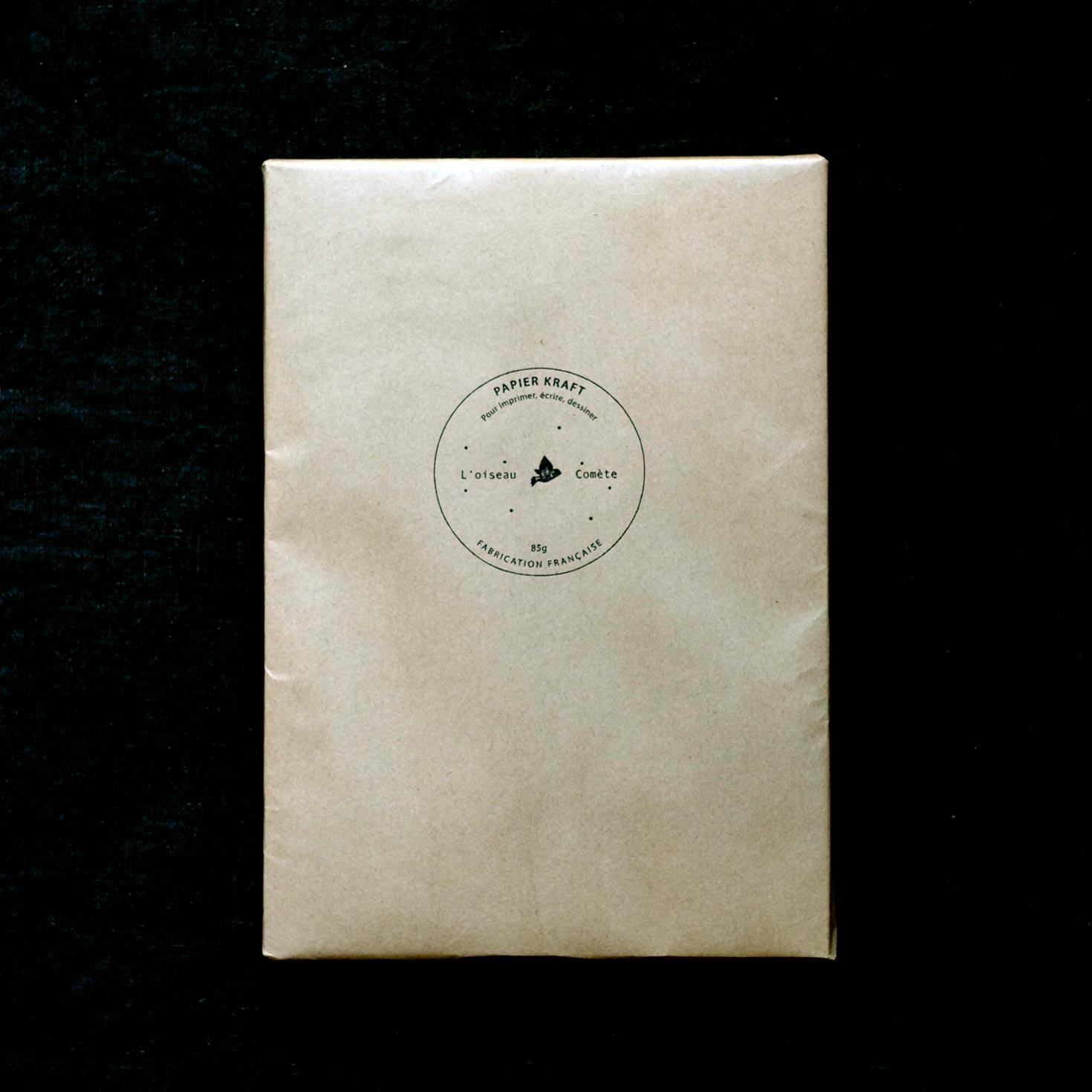 Papier d'imprimante Kraft