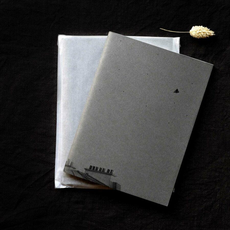 Carnet A5 «Sublimer l'imaginaire»