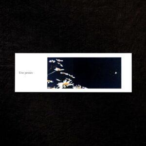 Carte Postale « Une pensée »