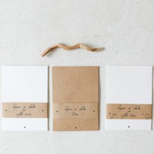 Papier à lettre aux reflets nacrés