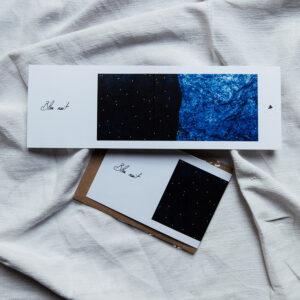 Carte Postale « Bleu nuit n°3 »
