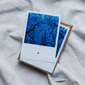 Carte Postale « Bleu nuit n°4 »